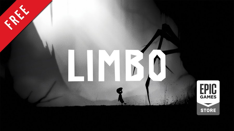 limbo free pc epic games store playdead puzzle platform game egs