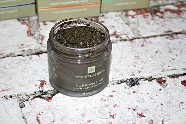 Temple Spa Skincare Purification Deep Cleansing Mask