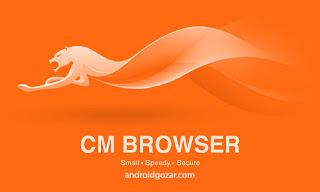 CM Browser-Fast & Secure v5.20.44 APK