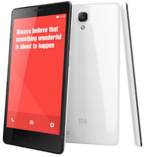 spesifikasi dan harga handphone xiaomi redmi note 4G