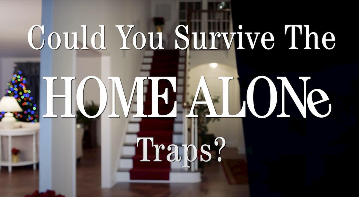 Wie gefährlich sind die Fallen in 'Kevin – Allein zu Haus' wirklich? | Eine Videoerklärung zum legendären Weihnachtshit