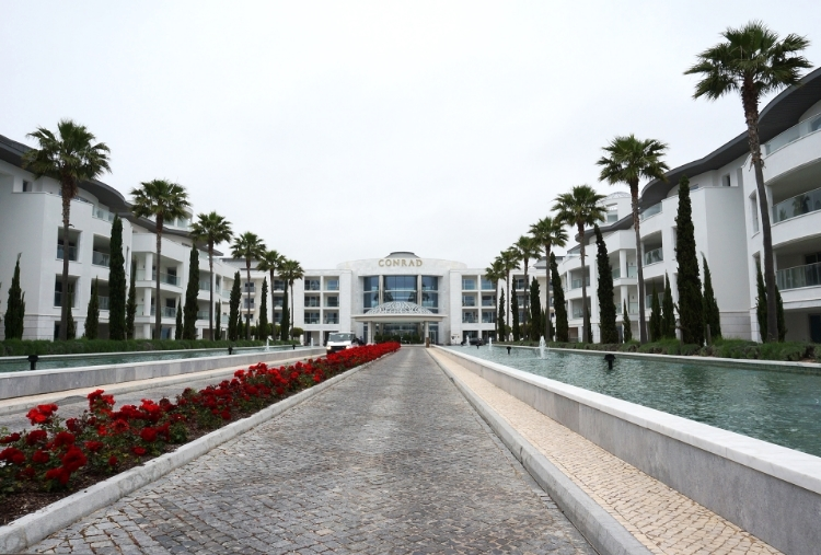 Euriental | fashion & luxury travel | Conrad Algarve, Portugal