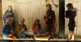 Jesus christ's birth.Image