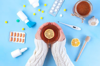 Медикаменти за лечение при настинка и грип