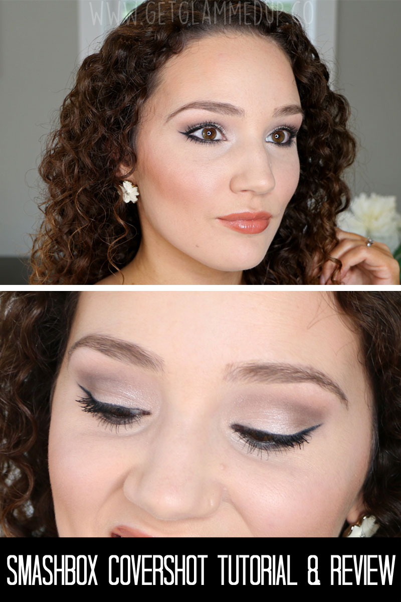 Smashbox Cover Shot Eye Palette in Punked Tutorial/Review