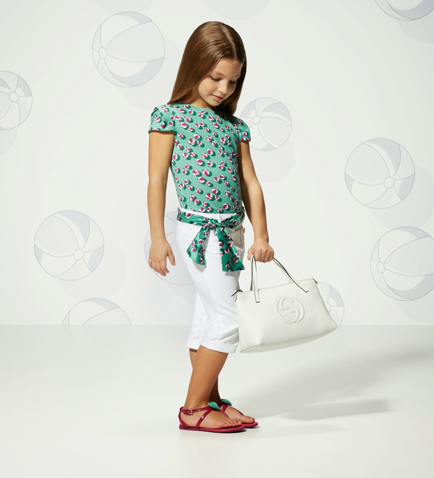 ... kid dit mode gucci enfant fille girl collection printemps eCC81teCC81  2014 fashion moda 7b43e9a05be