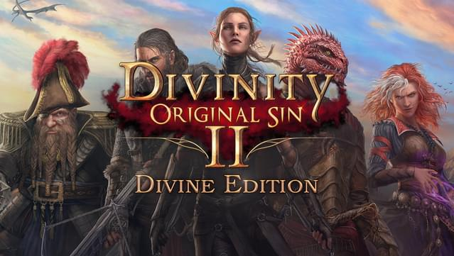DIVINITY ORIGINAL SIN 2 : DIVINE EDITION Official Game Direct Free Download