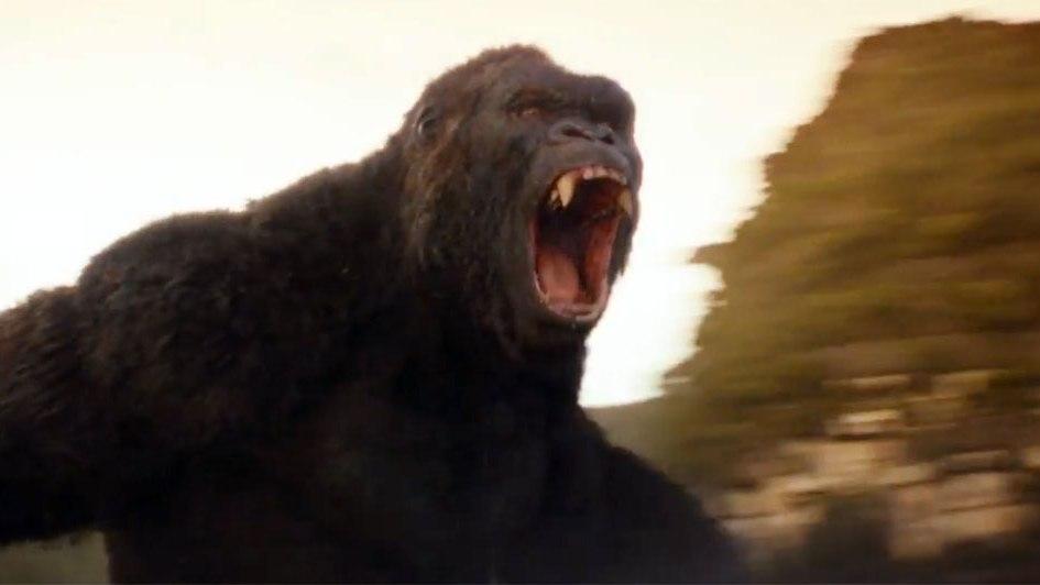 """Mais criaturas são reveladas no 2º trailer de """"Kong: A Ilha da Caveira"""""""