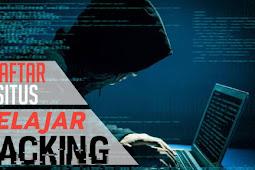 Daftar Situs-Situs Belajar Hacking Secara Gratis