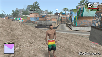 gta san andreas gta brasil mod gta brasileiro favela