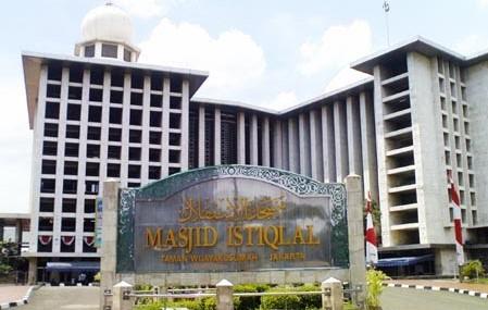 sejarah masjid istiqlal