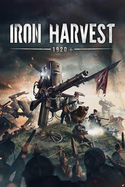 โหลดเกมส์ [Pc] Iron Harvest