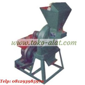 Mesin penepung (disk mill) bahan besi