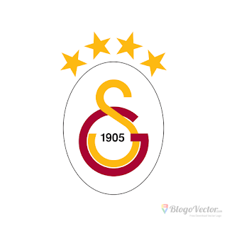 Galatasaray S.K. Logo vector (.cdr)