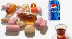 مشروبات تجعل الأدوية تفقد مفعولها ويجب عدم تناولها أثناء تناول الدواء