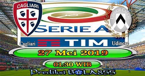 Prediksi Bola855 Cagliari vs Udinese 27 Mei 2019