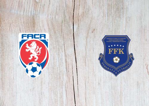 Czech Republic vs Kosovo -Highlights 14 November 2019