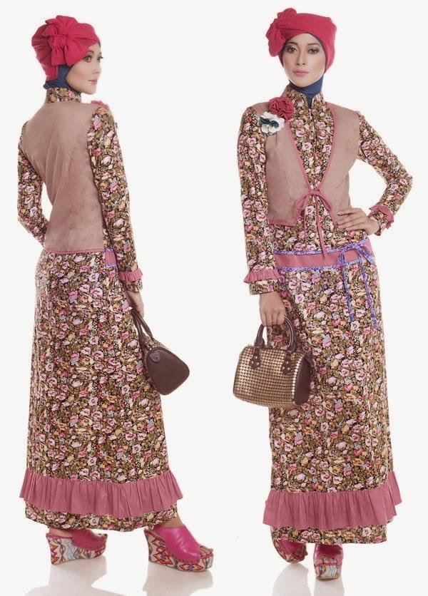model-gaun-pesta-muslimah-terbaru