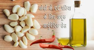 गठिया दर्द के लिए आर्युवेदिक अचूक तेल मालिस Homemade Gathiya Arthritis Oil in Hindi