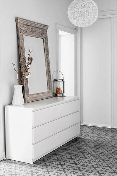 Idea dorothea c moda malm de ikea - Ikea malm comoda ...