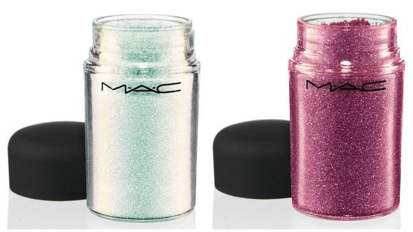 MAC Baking Beauties GLITTER Reflects