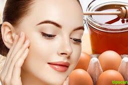 Cara Merawat Wajah Dengan Putih Telur