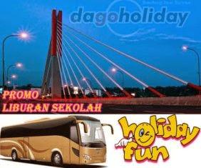 Promo Paket Tour Wisata Liburan Sekolah Bandung