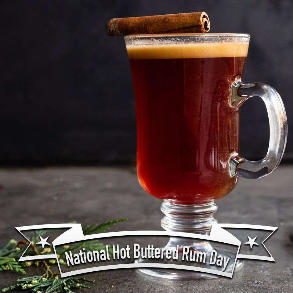 National Hot Buttered Rum Day Wishes for Whatsapp