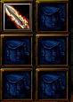 Naruto Castle Defense 6.0 item Refined Aegis sword