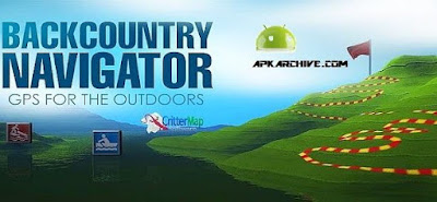BackCountry Navigator TOPO GPS PRO Apk Free on Android