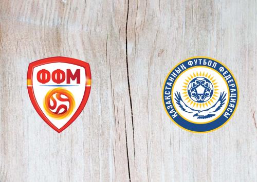 North Macedonia vs Kazakhstan -Highlights 04 June 2021