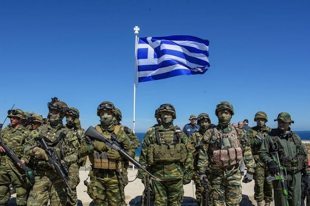 La Turchia chiede la smilitarizzazione di sedici isole greche