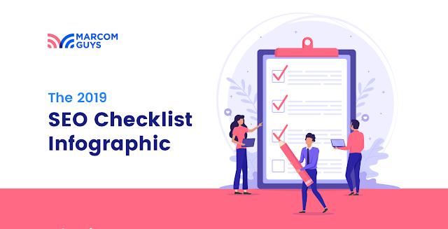 The 2019 SEO Checklist Infographic