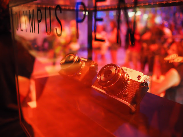 Wir waren dann schon mal für Euch vor Ort beim Olympus Perspective Playground