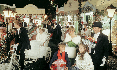 Victorian Country Christmas