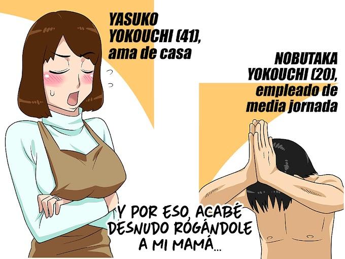 Y Por Eso Acabe Desnudo Rogándole A Mi Mamá (Freehand Tamashii)