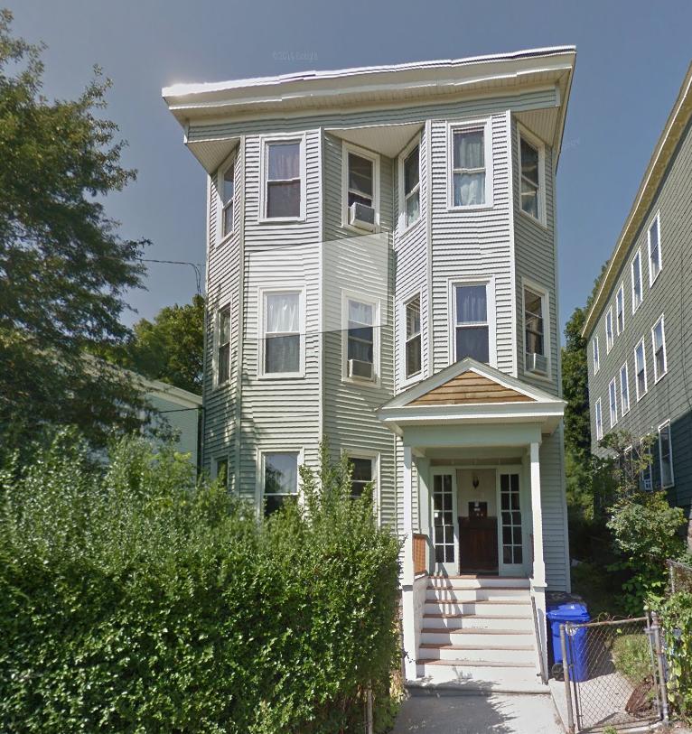 Jamaica Plain Apartments: James And Katherine Hennigan Family History: 16 June 2014