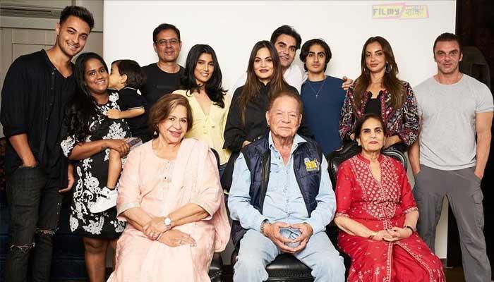 Arpita Khan Family Real Photos
