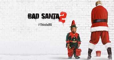 Download Bad Santa 2 2016 Movie 300mb CAM MKV