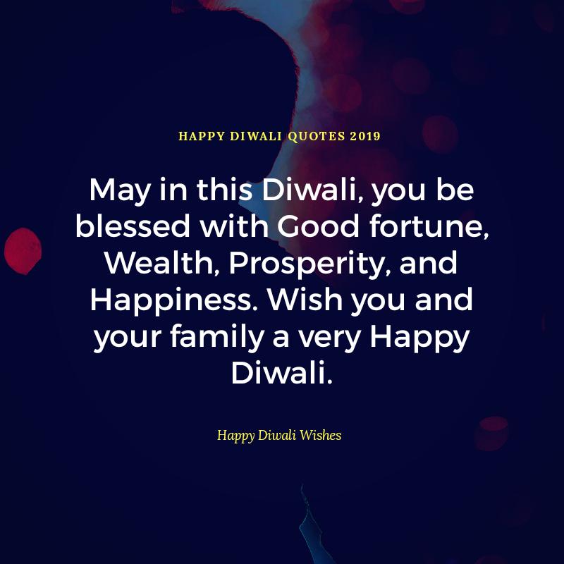 diwali dates 2019