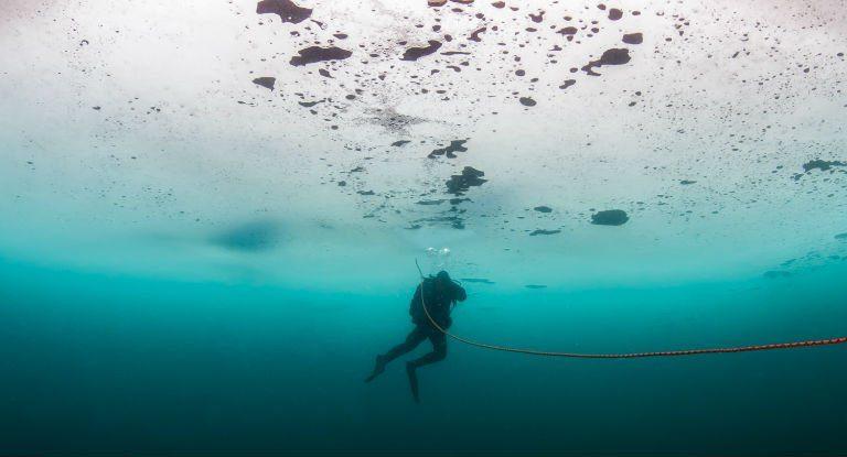 Ilmuwan Menguak Misteri yang Terkubur di Bawah Es Antartika