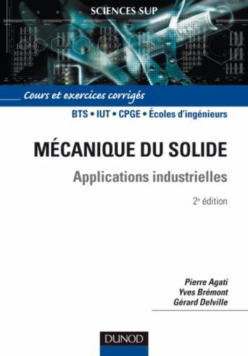 Livre Mécanique du solide - 2ème édition PDF