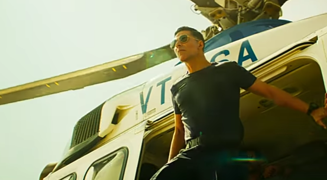 Sooryavanshi Official trailer is out, the film is releasing 24th of March