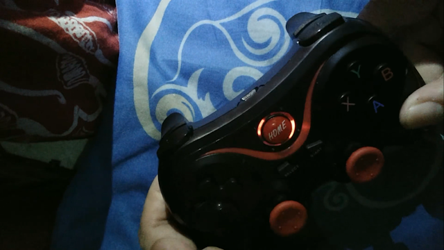 Gamepad terios x3 indicator lamp