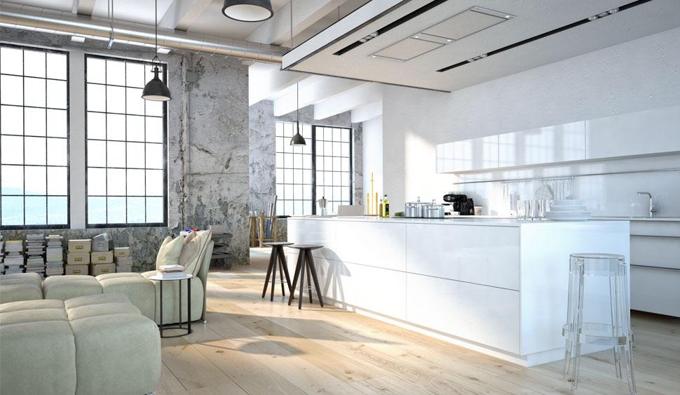 construindo minha casa clean cozinhas planejadas modernas. Black Bedroom Furniture Sets. Home Design Ideas