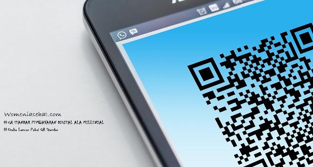 Pembayaran Digital Ala Millenial Dengan QR Standar