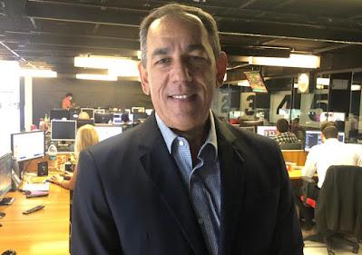 Marco Antonio Sabino é o novo colunista da Rádio Bandeirantes - Divulgação