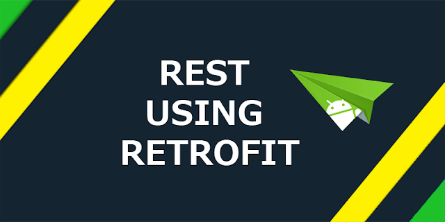 Rest using Retrofit