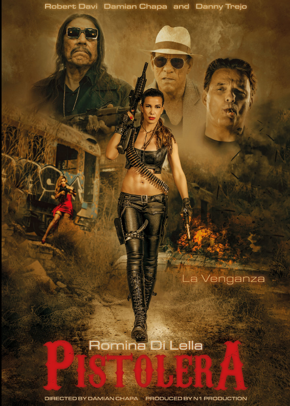MOVIE: Pistolera (2020)