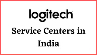 Logitech Service Centers in India